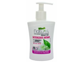 WINNI´S NATUREL zelený čaj 250 ml intimní mýdlo.