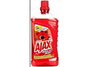 AJAX 1l univerzální čistič RED FLOWERS