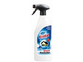 Krystal univerzální dezinfekce 750 ml