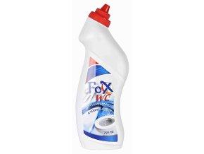 FOX WC čistič 750ml
