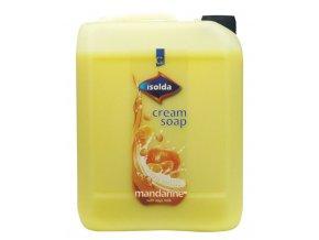 Isolda mandarinka krémové tekuté mýdlo 5 l