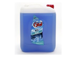 GO! WC GEL FRESH ACTIVE 5l modrý