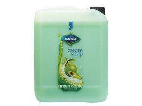 Isolda zelené jablko krémové mýdlo 5 l