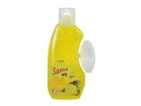 SOMO WC GEL CITRON 400ml gel do košíčků toalet
