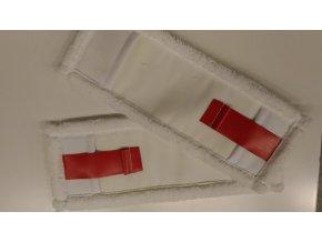 Vládcemopu Návlek mopu 40 cm mikrovlákno kapsový s páskem