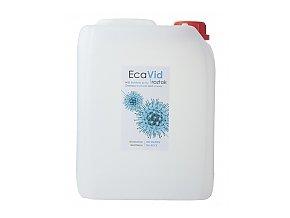 EcaVid roztok dezinfekce rukou a pokožky 5l