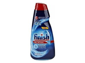 FINISH ALL IN ONE GEL do myčky 650ml