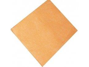 Hadr na podlahu Petr 60 x 70 cm oranžový