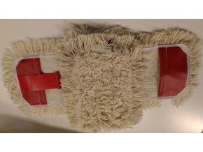 Vládcemopu Návlek mopu 40 cm bavlna kapsový s páskem