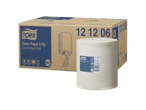 TORK Basic papírová utěrka 2vrstvá