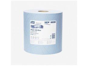 TORK Wiping Paper Plus – malá role, 2vr., 750x2 útržků