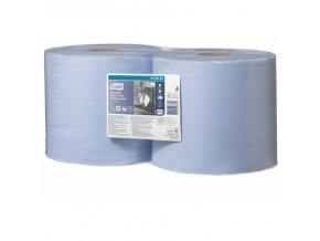 130081tork heavy duty prumysl papirova uterka modra 100 celuloza 3vr 350 utr role