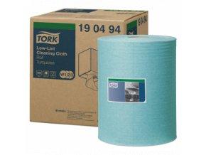 TORK Low–Lint čisticí utěrka, 1vr., 500 útr.