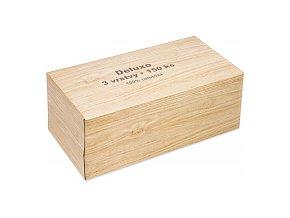 Deluxo kapesníčky v krabičce150ks 3V