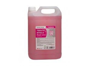 alfa mýdlo růžové 5l