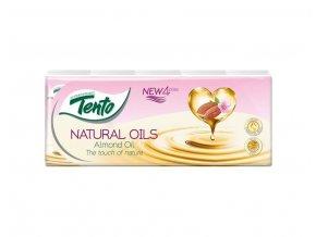 tento natural oils kapesníky