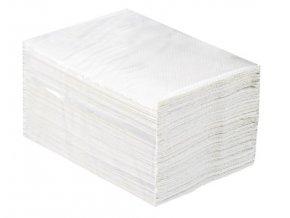 Toaletní papír skládaný