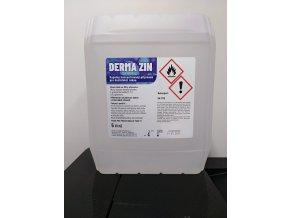 Dezinfekce na ruce DERMA ZIN - 5 l