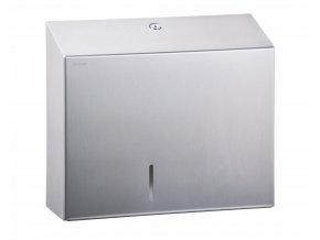 Zásobník na toaletní papír STELLA MAXI mat 23cm