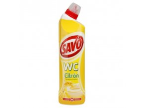 Savo wc gel citron 750ml