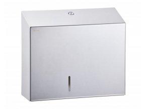 Zásobník na toaletní papír MERIDA STELLA MAXI,nerez lesk,23 cm
