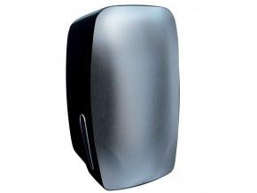 Zásobník na toaletní papír skládaný MERIDA MERCURY černý
