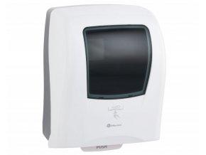 Automatický bezdotykový podavač papír.ručníků MAXI MERIDA ONE, bílý
