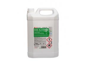 DAS ALCOHOL PREMIUM, 5 l, čisticí prostředek na podlahy s alkoholem