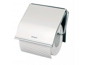 MERIDA Zásobník na toaletní papír klasický,chrom,lesklý