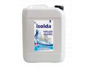 Isolda Neutral tekuté mýdlo bez barviv a parfémů 5 l