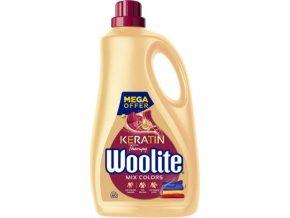 Woolite Extra Color tekutý prací prostředek 3,6 l