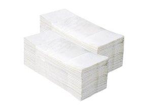 "Merida Jednotlivé papírové ručníky skládané do ""C"" TOP 2880 ks - 100% celuloza"