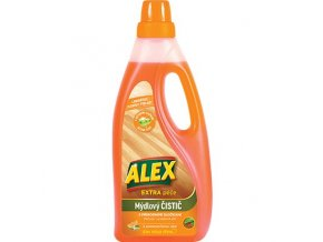 Alex mýdlový čistič na laminát pomeranč 750 ml