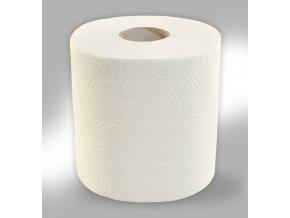 Merida Papírové ručníky v rolích MAXI, 2 - vrst., 100% celulóza, 100 m, (6 rolí/bal)