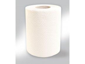 Merida Papírové ručníky v rolích MINI, 2 vrst., 100% celulóza, 50 m, 12 rolí bal.