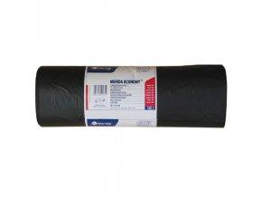 Merida Pytle na odpadky HD+LL 19 mi, 70x110cm,120 l,černé 50 ks