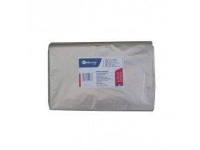 Merida Pytle na odpadky LDPE, 38 mi, 70x110cm,120 l,čiré 50 ks