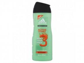 ADIDAS Men A3 Hair & Body Active Start 400 ml