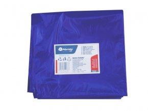 Merida Pytle na odpadky LDPE, 40 mi,90x110cm,160 l, modré 10ks