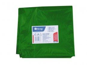Merida Pytle na odpadky LDPE, 40 mi,90x110cm,160 l, zelené 10ks