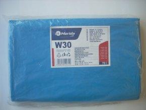 Merida Sáčky na odpadky LDPE 30 mi,60x90cm,70 l,modré 50 ks