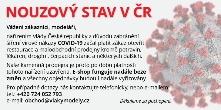Nouzový stav v ČR