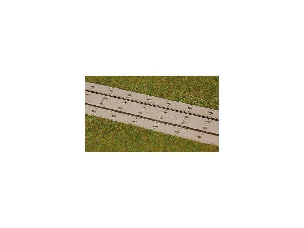 Zádlažbové panely typ A- JM Detail 432001