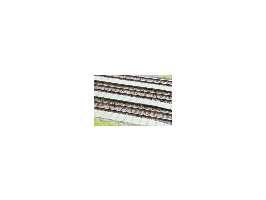 Betonové nástupištní panely H0- JM Detail 431401