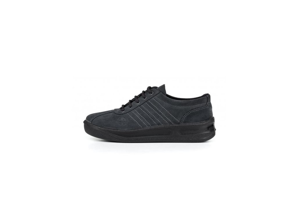 Celoroční obuv Prestige AIR tmavě šedé