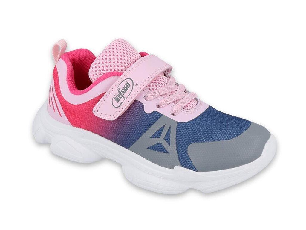 Dětské sportovní tenisky Befado 516x054 růžové