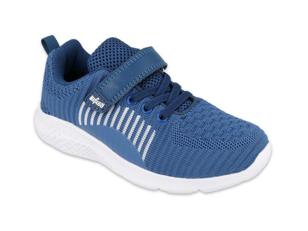 Dětské sportovní tenisky Befado 516x063 modré