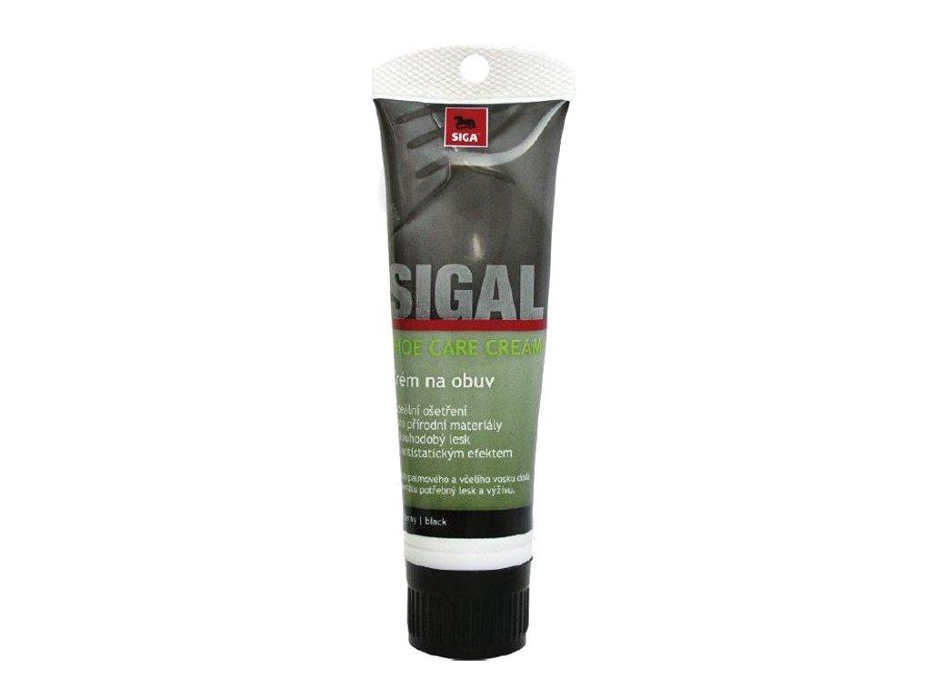 Krém v tubě s aplikátorem Sigal 75ml