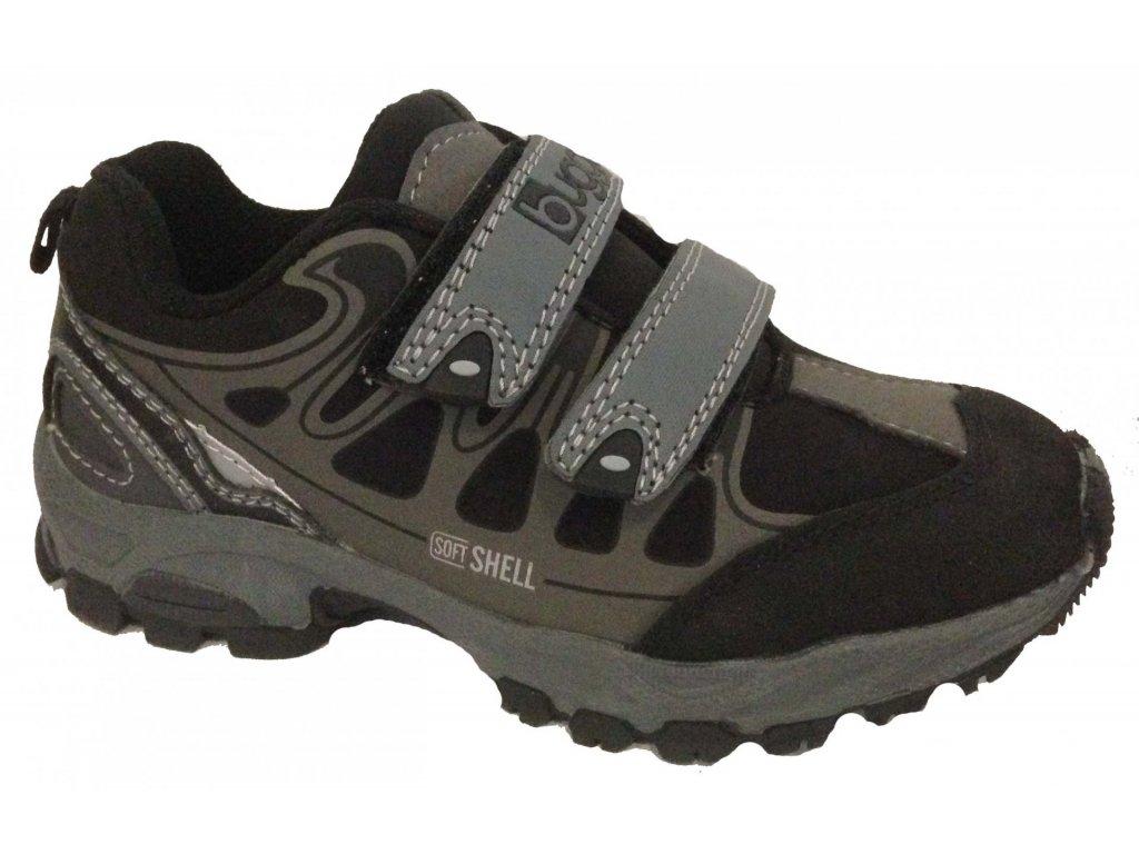 Dětská sportovní obuv Bugga B00119-09 šedá