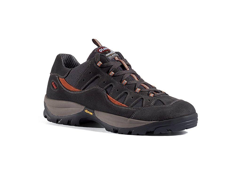 Treková obuv Olang Sole.Tex šedá 816